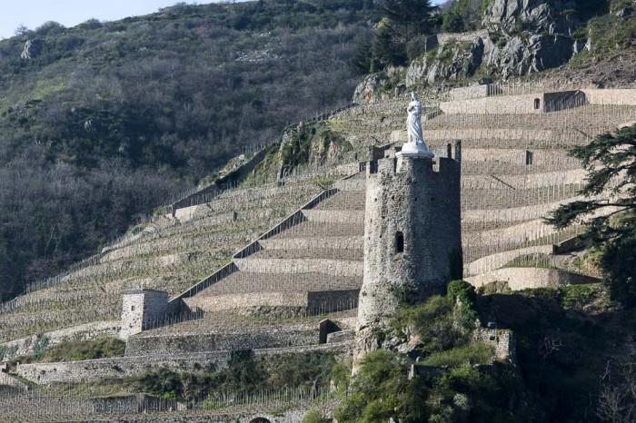 Tour de la Vierge de Tournon