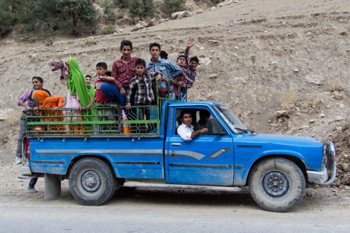 Mazda iranienne