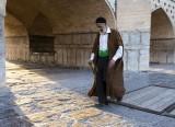 Sous les ponts d'Ispahan