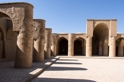 Mosquée de Damghan