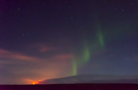 Small northern light