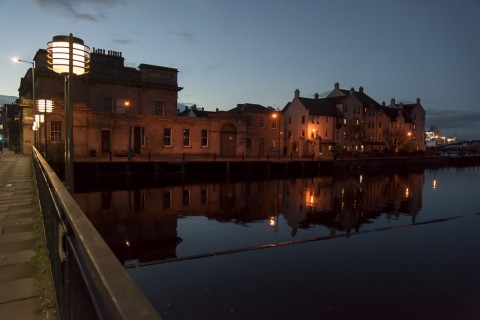 The Shore de Leith